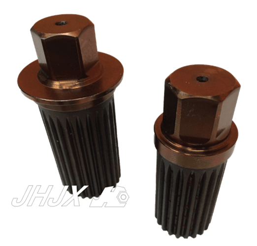 Hex drive for hydraulic wrench-square drive manufacturer